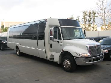 Krystal Limousine Bus (Full)