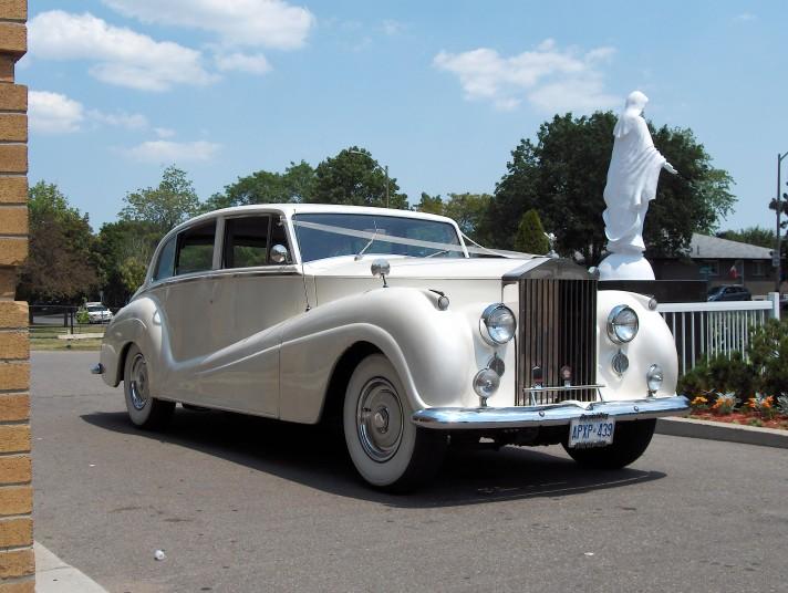 1958 Rolls Royce